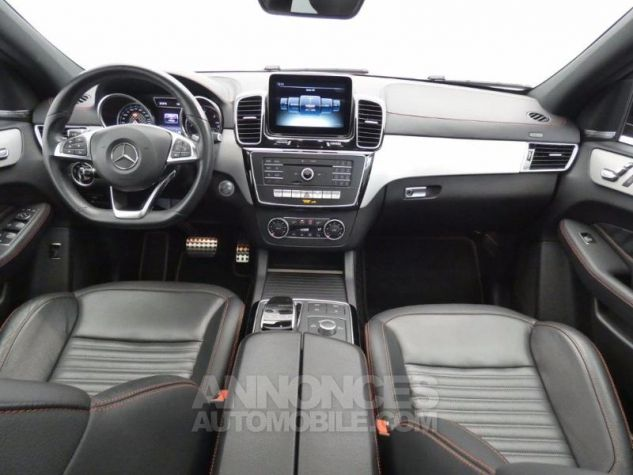 Mercedes GLE Coupé 350 d 258ch Fascination 4Matic 9G-Tronic Rouge Jacinthe Designo Occasion - 2