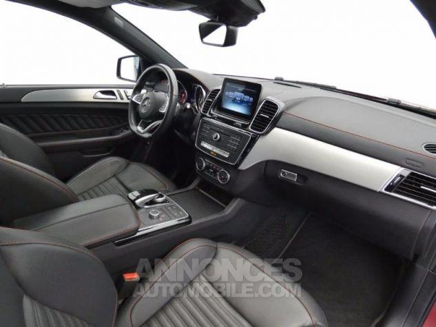Mercedes GLE Coupé 350 d 258ch Fascination 4Matic 9G-Tronic Rouge Jacinthe Designo Occasion - 3