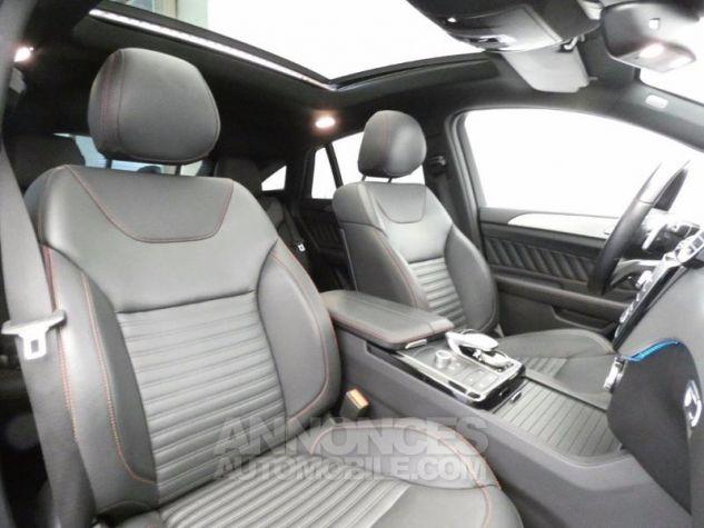 Mercedes GLE Coupé 350 d 258ch Fascination 4Matic 9G-Tronic Rouge Jacinthe Designo Occasion - 4