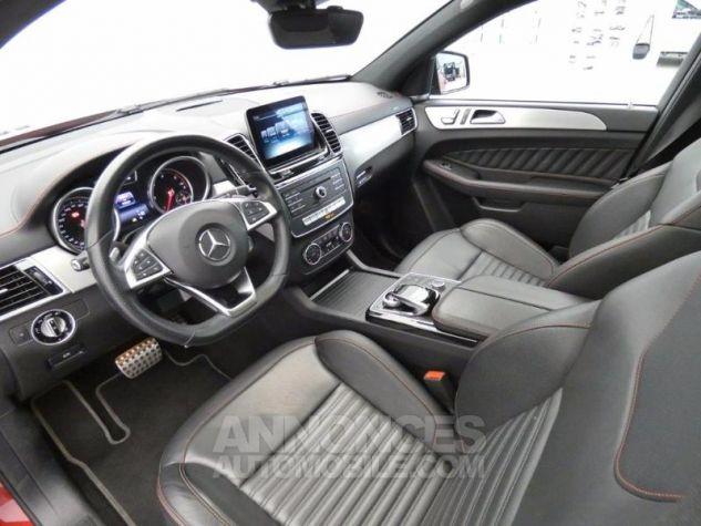 Mercedes GLE Coupé 350 d 258ch Fascination 4Matic 9G-Tronic Rouge Jacinthe Designo Occasion - 8