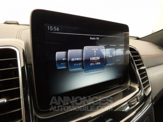 Mercedes GLE Coupé 350 d 258ch Fascination 4Matic 9G-Tronic Rouge Jacinthe Designo Occasion - 11