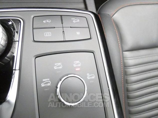 Mercedes GLE Coupé 350 d 258ch Fascination 4Matic 9G-Tronic Rouge Jacinthe Designo Occasion - 15