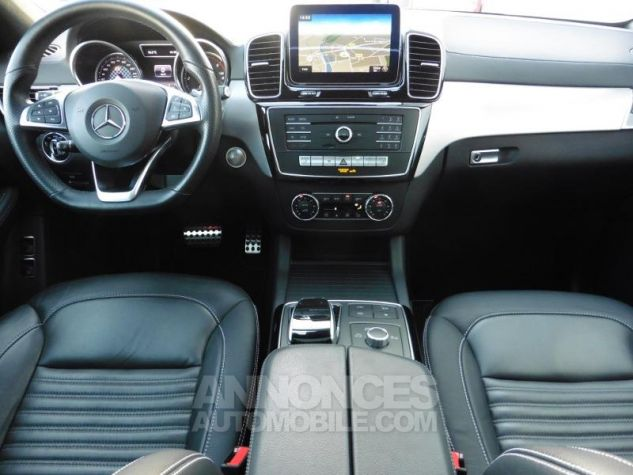 Mercedes GLE Coupé 350 d 258ch Fascination 4Matic 9G-Tronic ZP NOIR OBSIDIENNE Occasion - 3