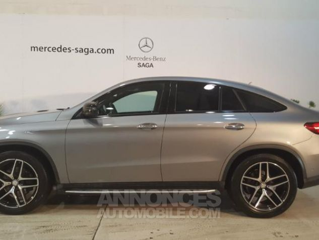 Mercedes GLE Coupé 350 d 258ch Fascination 4Matic 9G-Tronic PALLADIUM Occasion - 1