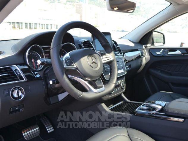 Mercedes GLE Coupé 350 d 258ch Sportline 4Matic 9G-Tronic Gris Clair Métal Occasion - 3