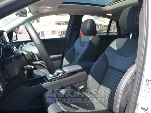 Mercedes GLE Coupé 350 d 258ch Sportline 4Matic 9G-Tronic Gris Clair Métal Occasion - 4