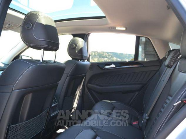 Mercedes GLE Coupé 350 d 258ch Sportline 4Matic 9G-Tronic Gris Clair Métal Occasion - 5
