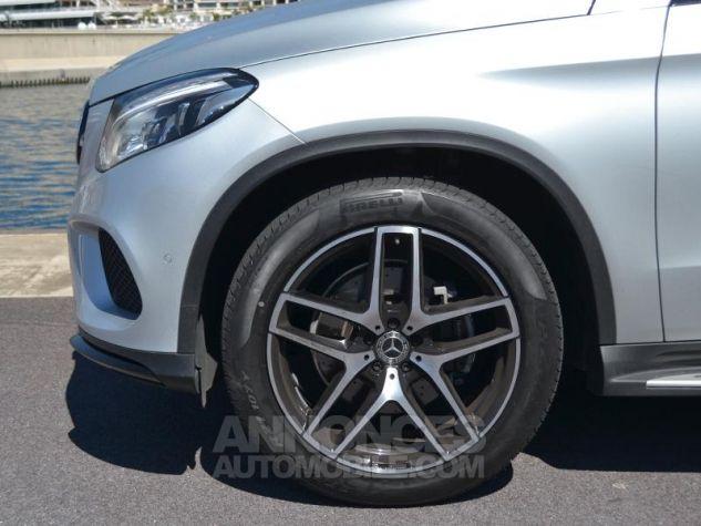 Mercedes GLE Coupé 350 d 258ch Sportline 4Matic 9G-Tronic Gris Clair Métal Occasion - 6