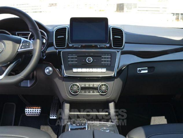 Mercedes GLE Coupé 350 d 258ch Sportline 4Matic 9G-Tronic Gris Clair Métal Occasion - 11
