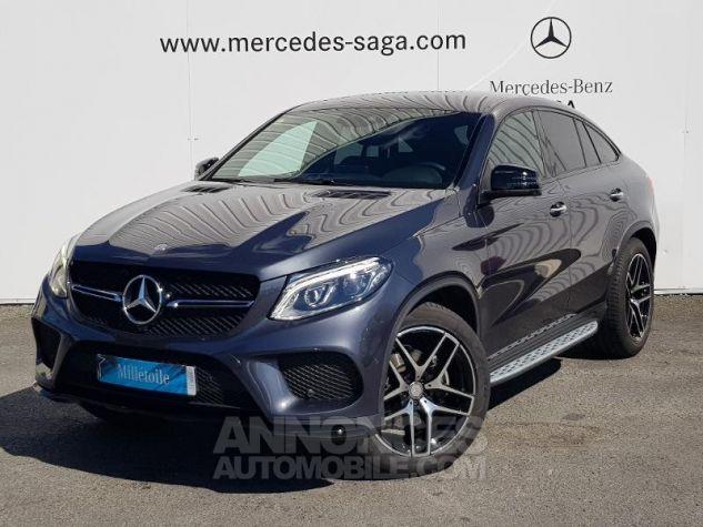 Mercedes GLE Coupé 350 d 258ch Sportline 4Matic 9G-Tronic Gris Occasion - 0