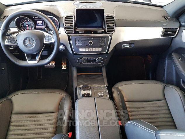 Mercedes GLE Coupé 350 d 258ch Sportline 4Matic 9G-Tronic Gris Occasion - 2