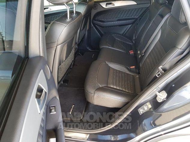Mercedes GLE Coupé 350 d 258ch Sportline 4Matic 9G-Tronic Gris Occasion - 4