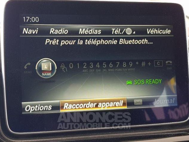 Mercedes GLE Coupé 350 d 258ch Sportline 4Matic 9G-Tronic Gris Occasion - 10