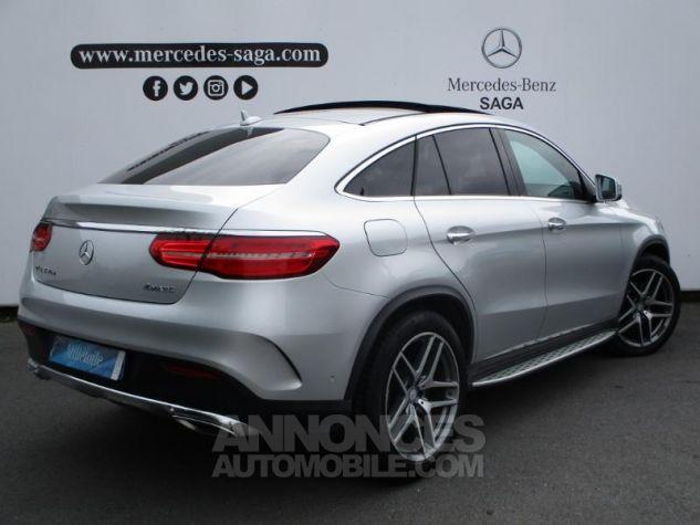 Mercedes GLE Coupé 350 d 258ch Sportline 4Matic 9G-Tronic ARGENT IRIDIUM Occasion - 1