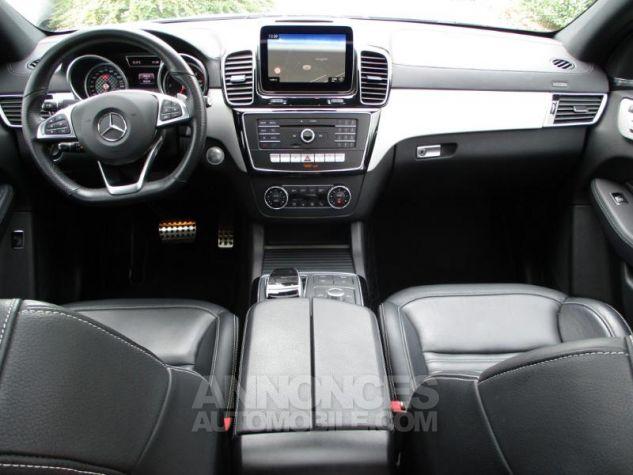 Mercedes GLE Coupé 350 d 258ch Sportline 4Matic 9G-Tronic ARGENT IRIDIUM Occasion - 2