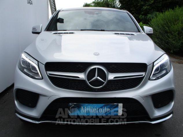 Mercedes GLE Coupé 350 d 258ch Sportline 4Matic 9G-Tronic ARGENT IRIDIUM Occasion - 17