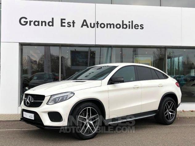 Mercedes GLE Coupé 350 d 258ch Sportline 4Matic 9G-Tronic Blanc diamant designo brillant Occasion - 0