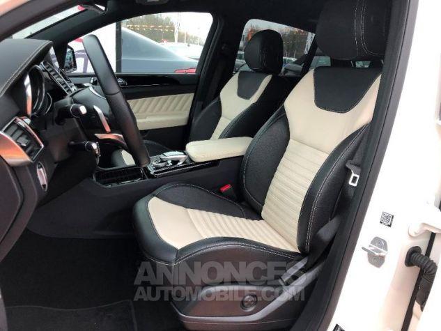 Mercedes GLE Coupé 350 d 258ch Sportline 4Matic 9G-Tronic Blanc diamant designo brillant Occasion - 7