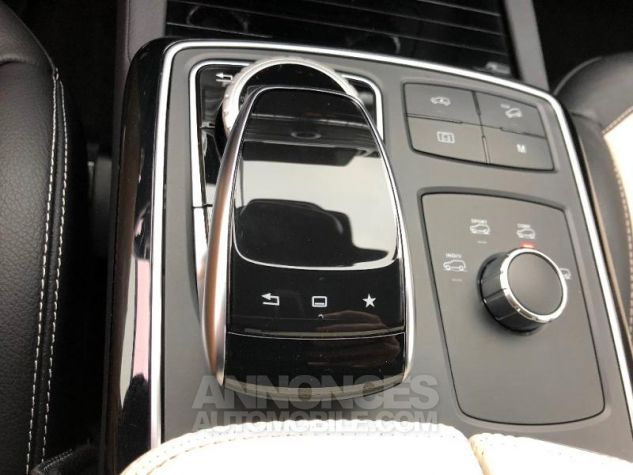 Mercedes GLE Coupé 350 d 258ch Sportline 4Matic 9G-Tronic Blanc diamant designo brillant Occasion - 19