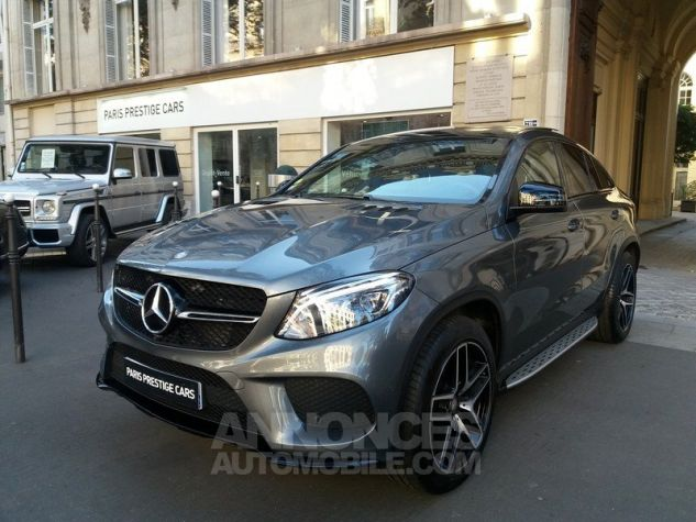 Mercedes GLE Coupé 350 D PACK AMG GRIS ANHTRACITE METAL Occasion - 3