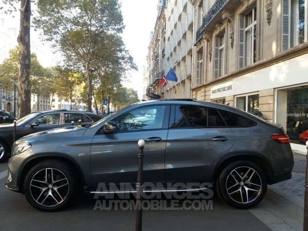 Mercedes GLE Coupé 350 D PACK AMG GRIS ANHTRACITE METAL Occasion - 8