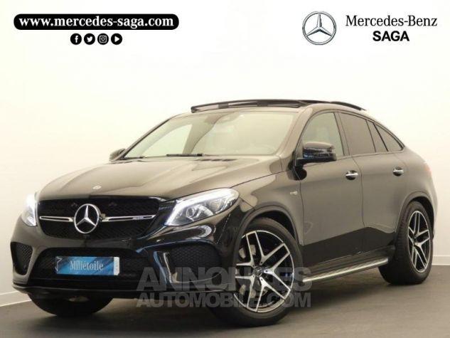 Mercedes GLE Coupé 43 AMG 367ch 4Matic 9G-Tronic Noir Obsidienne Occasion - 0