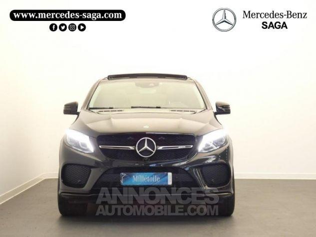 Mercedes GLE Coupé 43 AMG 367ch 4Matic 9G-Tronic Noir Obsidienne Occasion - 4