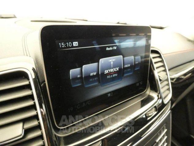 Mercedes GLE Coupé 43 AMG 367ch 4Matic 9G-Tronic Noir Obsidienne Occasion - 11