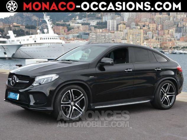 Mercedes GLE Coupé 450 367ch AMG 4Matic 9G-Tronic Noir Occasion - 0