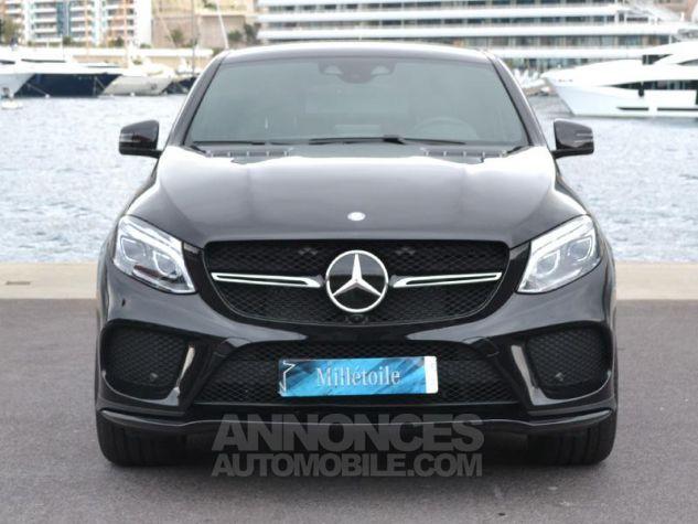 Mercedes GLE Coupé 450 367ch AMG 4Matic 9G-Tronic Noir Occasion - 1