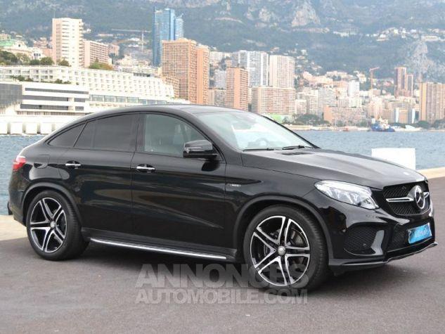 Mercedes GLE Coupé 450 367ch AMG 4Matic 9G-Tronic Noir Occasion - 2