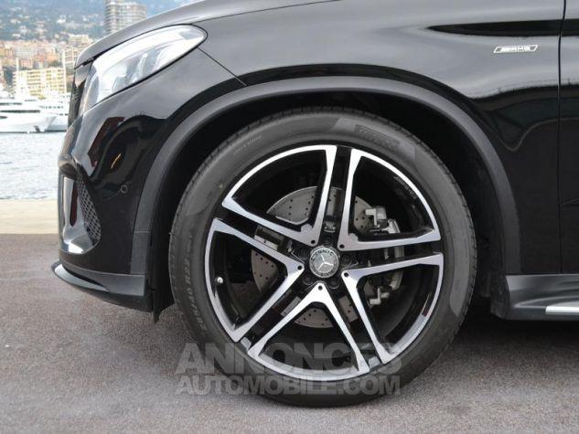 Mercedes GLE Coupé 450 367ch AMG 4Matic 9G-Tronic Noir Occasion - 6