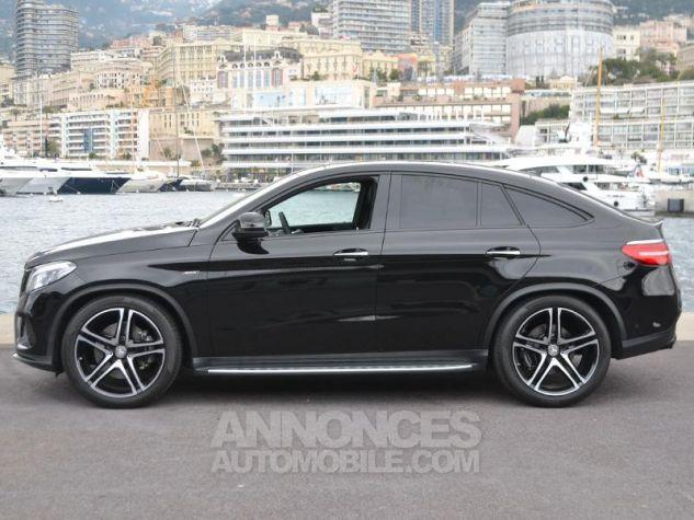 Mercedes GLE Coupé 450 367ch AMG 4Matic 9G-Tronic Noir Occasion - 7