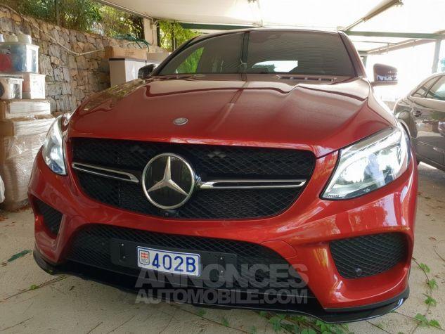 Mercedes GLE Coupé 450 AMG Rouge Jacinthe (Peinture Desig Occasion - 2