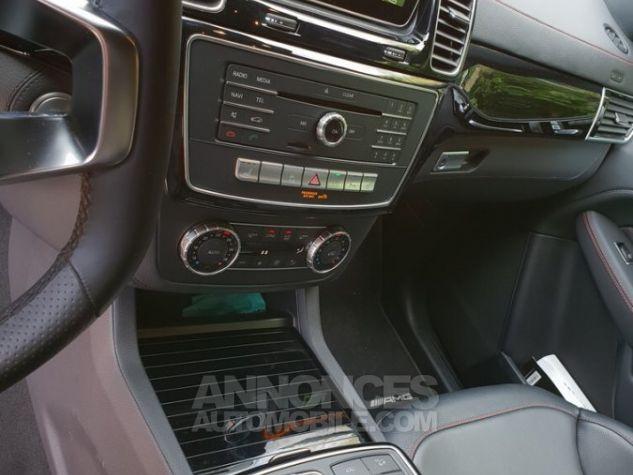 Mercedes GLE Coupé 450 AMG Rouge Jacinthe (Peinture Desig Occasion - 3