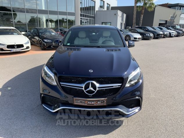 Mercedes GLE Coupé 63 AMG 7G-tronic Speedshift plus AMG BLEU BRILLANT METAL Occasion - 5