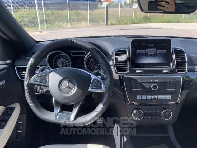 Mercedes GLE Coupé 63 AMG 7G-tronic Speedshift plus AMG BLEU BRILLANT METAL Occasion - 11