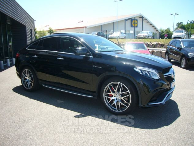 Mercedes GLE Coupé 63 AMG S 4MATIC NOIR Occasion - 4
