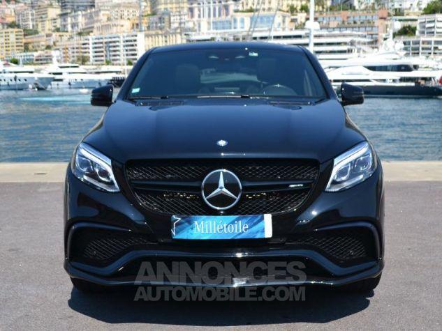 Mercedes GLE Coupé 63 AMG S 585ch 4Matic 7G-Tronic Speedshift Plus Noir Obsidienne Occasion - 1