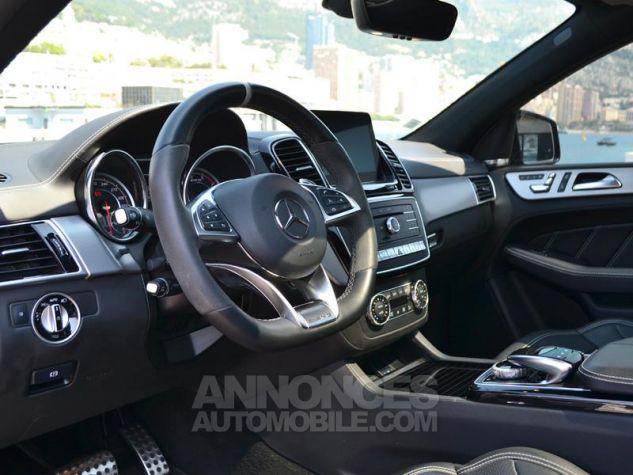 Mercedes GLE Coupé 63 AMG S 585ch 4Matic 7G-Tronic Speedshift Plus Noir Obsidienne Occasion - 3