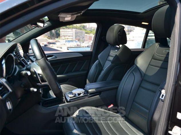 Mercedes GLE Coupé 63 AMG S 585ch 4Matic 7G-Tronic Speedshift Plus Noir Obsidienne Occasion - 4