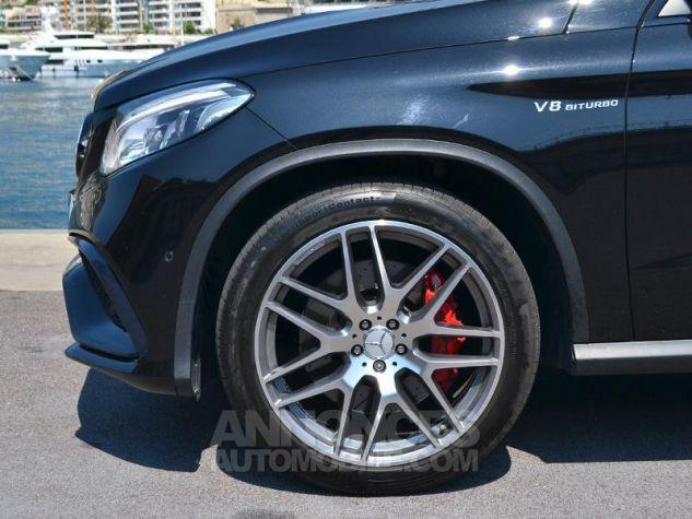 Mercedes GLE Coupé 63 AMG S 585ch 4Matic 7G-Tronic Speedshift Plus Noir Obsidienne Occasion - 6