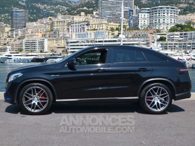 Mercedes GLE Coupé 63 AMG S 585ch 4Matic 7G-Tronic Speedshift Plus Noir Obsidienne Occasion - 7