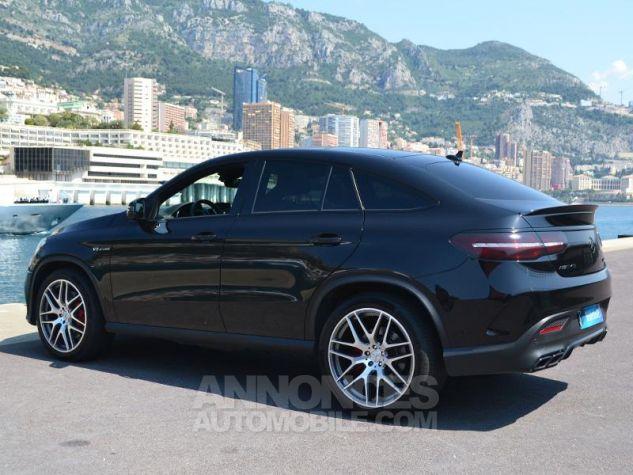 Mercedes GLE Coupé 63 AMG S 585ch 4Matic 7G-Tronic Speedshift Plus Noir Obsidienne Occasion - 8