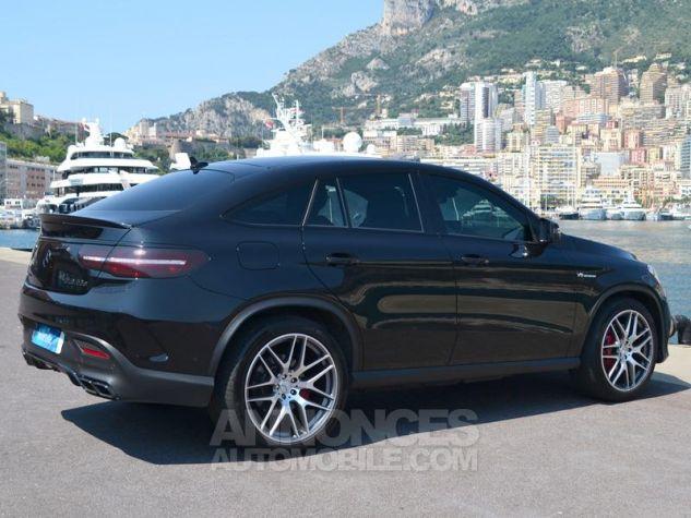 Mercedes GLE Coupé 63 AMG S 585ch 4Matic 7G-Tronic Speedshift Plus Noir Obsidienne Occasion - 10