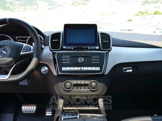 Mercedes GLE Coupé 63 AMG S 585ch 4Matic 7G-Tronic Speedshift Plus Noir Obsidienne Occasion - 11