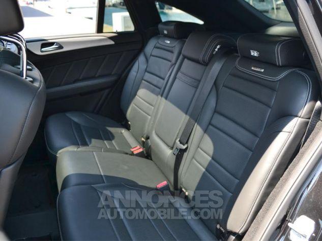 Mercedes GLE Coupé 63 AMG S 585ch 4Matic 7G-Tronic Speedshift Plus Noir Obsidienne Occasion - 16