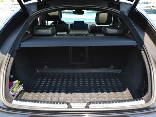 Mercedes GLE Coupé 63 AMG S 585ch 4Matic 7G-Tronic Speedshift Plus Noir Obsidienne Occasion - 18