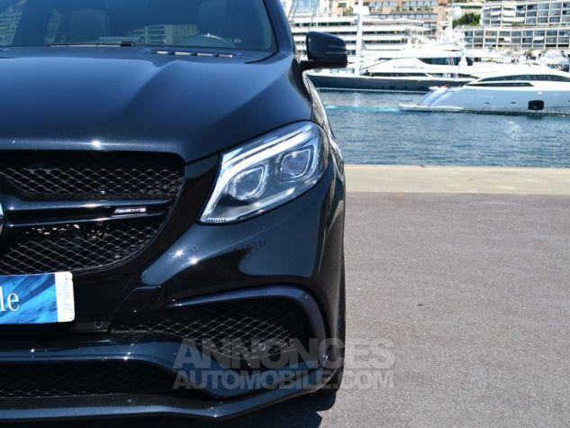 Mercedes GLE Coupé 63 AMG S 585ch 4Matic 7G-Tronic Speedshift Plus Noir Obsidienne Occasion - 19