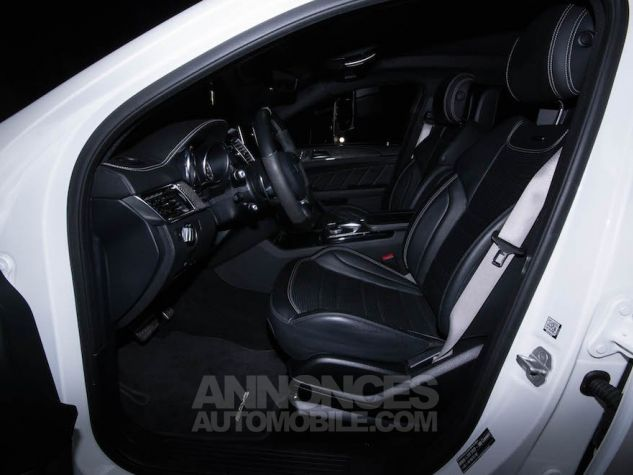 Mercedes GLE Coupé 63 AMG S TOPCAR BLANC METAL  Occasion - 8